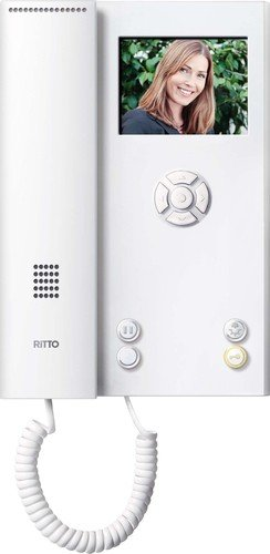 Ritto RGE1786770 Video-Hausstation Color white