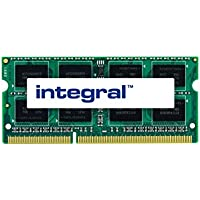 Integral 8GB DDR3-1600 SODIMM CL11 Laptop Memory Module for PC and MAC