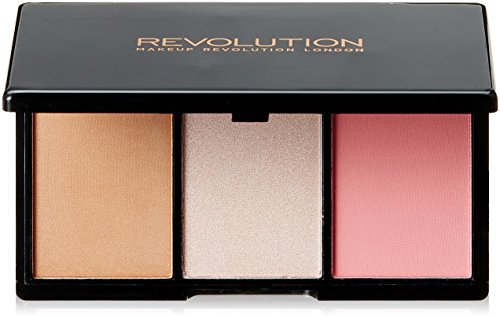 Makeup Revolution Iconic Blush, Bronze and Brighten , 11g