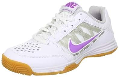 Nike Court Shuttle V Women's Tennis SHOES-525765-104-SIZE-5 UK