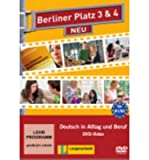 Berliner Platz Neu: DVD Zu Band 3 & 4 (DVD-ROM)(German) - Common