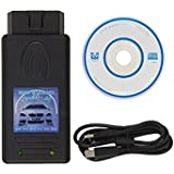 HaoYiShang V1.4 Coche Herramienta de diagnóstico USB OBD2 Lector de código escáner para BMW 3/5/7 Serie Z4 E38/E39/E46/E53/E6