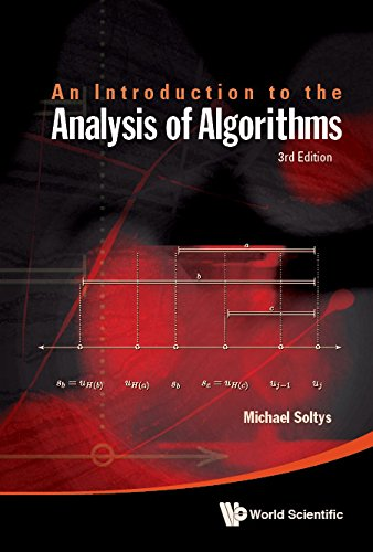 An Introduction to the Analysis of Algorithms (Theoretical Computer Science) (English Edition)