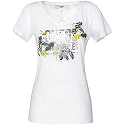Guess T-Shirt W82I10-K6Z00-A000 - Blanc - S