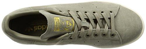 Adidas Stan Smith Uomo Sneaker Khaki Grigio