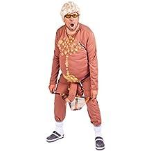 Nines d'Onil Export - Disfraz de hombre nudista, color marrón (D8720)