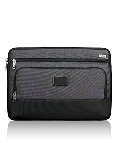 Tumi Alpha - Large Laptop Cover 15 Zoll Aktentasche, Pewter (Tumi Computer-aktentasche)