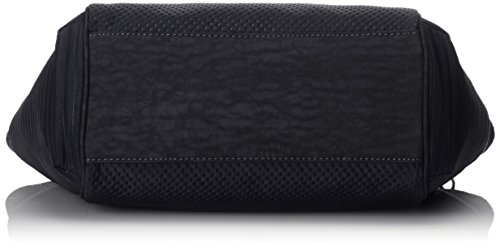 Kipling Orinthia, Shopper Femmes, 43x27x14 cm Noir (REF33Q Craft Black)