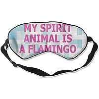 My Spirit Animal Is A Flamingo 99% Eyeshade Blinders Sleeping Eye Patch Eye Mask Blindfold For Travel Insomnia... preisvergleich bei billige-tabletten.eu