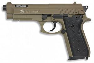 pistolet Taurus PT92 HPA Metalica 0,49 puissance joules