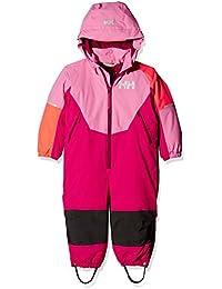Helly Hansen K Rider Ins Suit Mono, Niños, Rosa, One Size (Tamaño del Fabricante:8)
