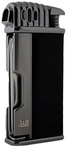 WinJet Hochwertiges Pfeifenfeuerzeug Titan mit Stopfwerkzeug + Firelighter