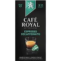 Café Royal Decaffeinato - 50 Capsules Compatibles avec le Système Nespresso* (Lot de 5X10)
