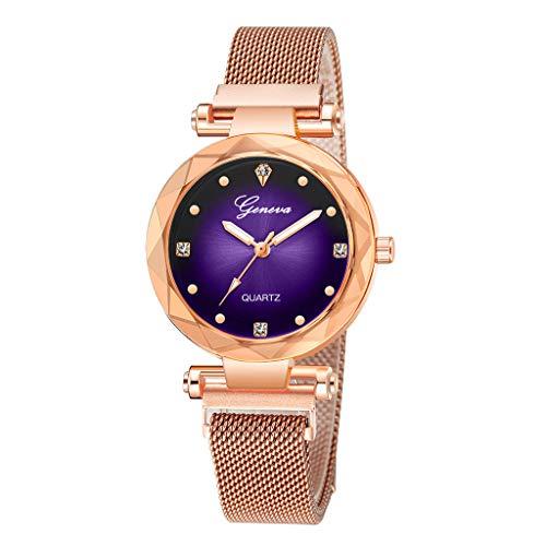 Uhren Damen Mode Klassisch uhr Frauen Marmor Oberfläche Edelstahl uhren Quarz Watch Bewegung Armbanduhr Schüler Elegant Uhrenarmband Watch ABsoar