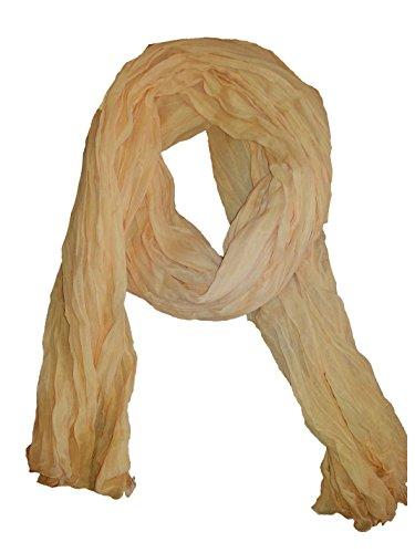 Chèche Écharpe Double Très Long 3 Mètres 100% coton Foulard - Différentes couleurs disponibles