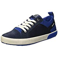 Geox J Alonisso Boy B Low-Top Sneakers