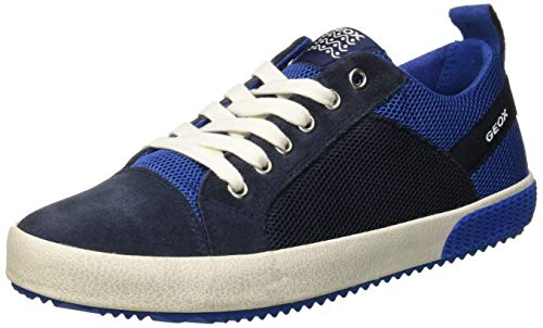 Geox J Alonisso Boy B, Zapatillas para