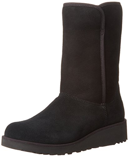 ugg-classic-slim-amie-zapatillas-altas-para-mujer-negro-nero-38-eu