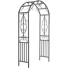 Clp Arche De Jardin Avec Portillon Viola Arcade De Jardin En Fer