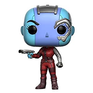 Funko Pop Nebula (Guardianes de la Galaxia Vol. 2 203) Funko Pop Guardianes de la Galaxia