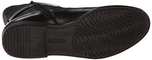 ECCO  ECCO TOUCH 15 B, Chelsea femme Noir (noir/noir 51052)
