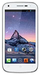 Wiko Cink Peax 2 Smartphone USB Android 4.1.2 Jelly Bean Blanc