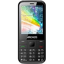 "Archos F28 2.8"" 100g Black - Teléfono móvil (7,112 cm (2.8""), 240 x 320 Pixeles, TFT, MicroSD (TransFlash), MicroSDHC, 32 GB, 320 x 240 Pixeles)"
