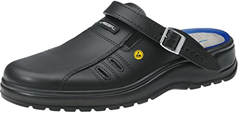 Abeba  Herren Sicherheitsschuhe schwarz schwarz 43