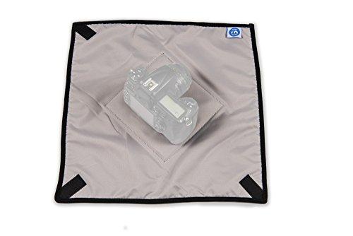 """Indigo marmo 15""""(39) protettiva fotocamera per avvolgere il tuo DLSR. Protegge la delicata apparecchiature elettroniche, imbottito e leggero fornire Quick Fit quando si utilizza cinghie o fasce con tasca esterna"""