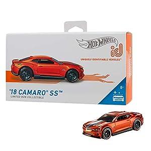 Mattel - Hot Wheels ID Vehículo de juguete,  coche Camaro , +8 años  ( FXB16)