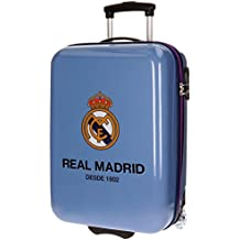 Maleta Cabina ABS Real Madrid 2 Ruedas 55 cm