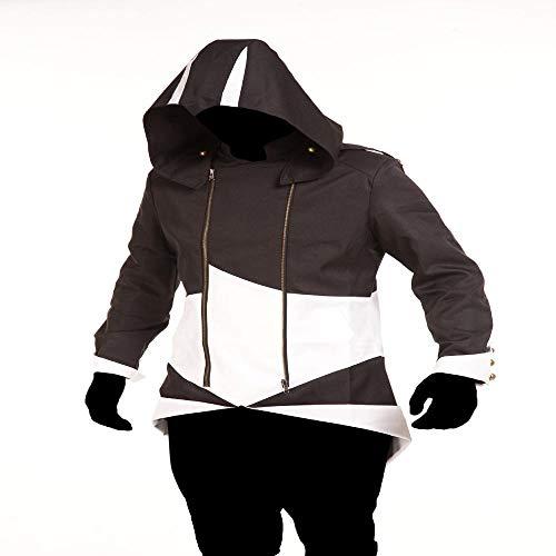 Creed Assassins Weiblich Kostüm - Lydia's Anime Cosplay Kleidung Assassin's Creed Cosplay Kostüm Jacke Anzug Strumpfhose 3D Digitaldruck Enge Weihnachten Halloween Kostüm Für Erwachsene/Kinder Tragen G-Adult-XXL