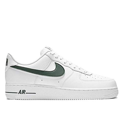 pretty nice ed9f0 e6e26 Nike Herren Air Force 1  07 3 Basketballschuhe, Mehrfarbig (White Cosmic  Bonsai