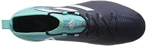 adidas Herren Ace 17.1 AG Fußballschuhe Blau (Energy Aqua/Footwear White/Legend Ink)
