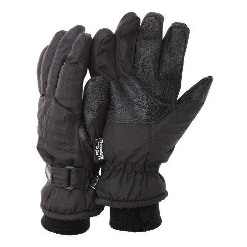 FLOSO – THINSULATE 3M 40G Guantes de invierno/esquiar/snowboarding/nieve Térmicos con palma adherente
