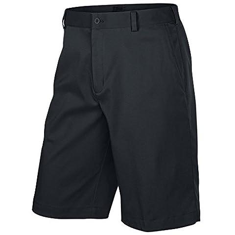 Nike Golf Men's Flat Front Short - 42 - Black