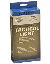 Tac Shield Tactical Luz Varillas x 10, color azul