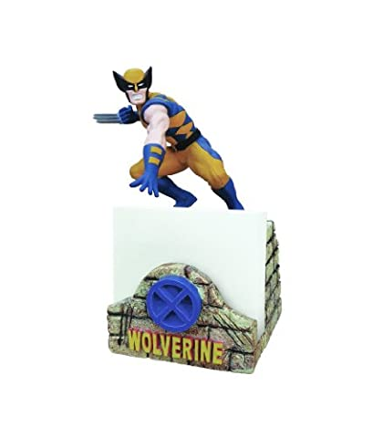 Stationery - Marvel - X-Men Wolverine Desk Business Card Holder Gifts Toys 67373