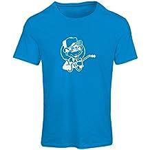 N4055F Camiseta mujer Funny Gas monkey