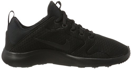 Nike Kaishi 2.0 (Gs), Scarpe Sportive Indoor Bambino Nero (Black/black)