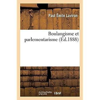 Boulangisme et parlementarisme