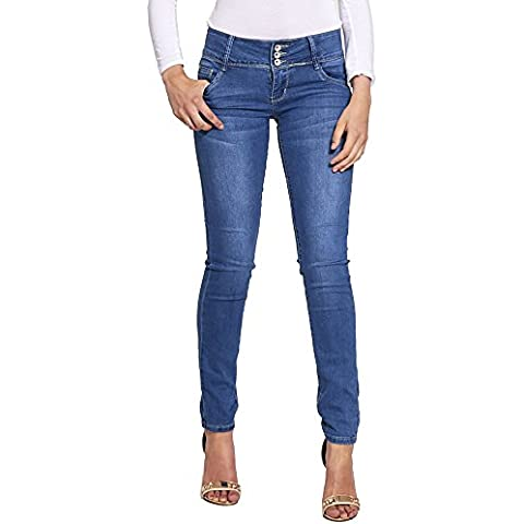Simply Chic Outlet -  Jeans  - skinny - Donna