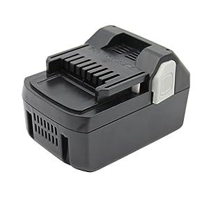 KINSUN Reemplazo Herramienta Eléctrica Batería 18V 3.0Ah Li-Ion Para Hitachi Taladro Inalambrico Destornillador BSL 1815X BSL 1830 33055 330067 330068 330139 y más