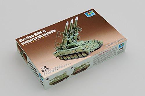 72 Pinzette (Trumpeter 007109 1/72 SAM 6, Luftabwehrrakete)