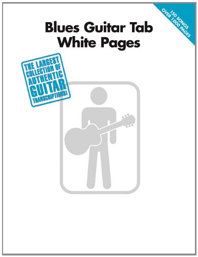 Blues guitar tab white pages guitare