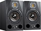 Adam Audio A7X 2 vie Studio Monitor coppia Nero