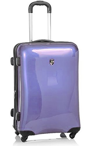 ... 50% SALE ... PREMIUM DESIGNER Hartschalen Koffer - Heys Novus Art Taupe - Handgepäck Lavender