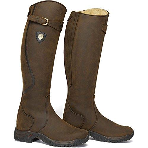 Mountain Horse, Brown Bottes D'équitation Pour Femmes