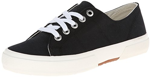Lauren Ralph Lauren Jolie Fashion Sneaker Black Chambray