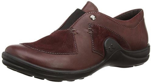 Romika Maddy 05, Low-Top Sneaker donna Rosso (Rot (wine-sangria 492))